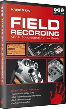 DVD Lernkurs Hands On Fieldrecording, Mobile Audiorecorder in der Praxis (DE) (Win/Mac)