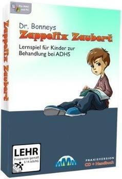 dtp Dr. Bonneys Zappelix Zaubert (Praxis) (DE) (Win)