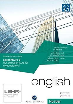 Digital Publishing Interaktive Sprachreise: Sprachkurs 3 Englisch (Win)