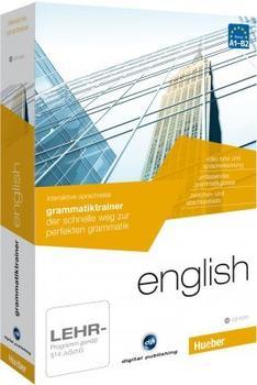 Digital Publishing Interaktive Sprachreise: Grammatiktrainer English