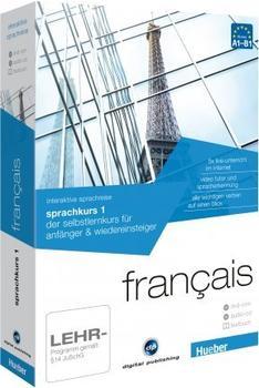 Digital Publishing Interaktive Sprachreise: Sprachkurs 1 Français