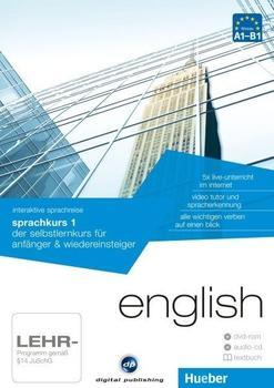 Digital Publishing Interaktive Sprachreise: Sprachkurs 1 English