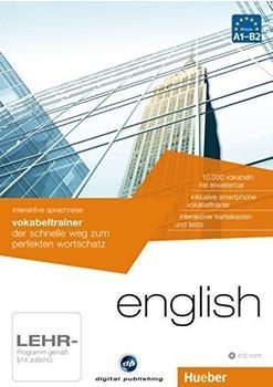 Digital Publishing Interaktive Sprachreise: Vokabeltrainer English