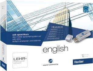 Digital Publishing Interaktive Sprachreise: USB-Sprachkurs English