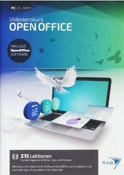 S.A.D. Videolernkurs Open Office