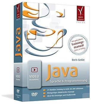 Open Source Press Video-Training: Java