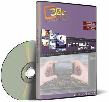 DVD Lernkurs Pinnacle Studio 19 Videolernkurs