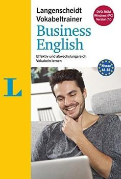 Langenscheidt Vokabeltrainer 7.0 - Business English