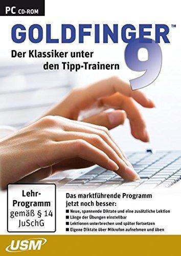 USM Goldfinger 9 - Der Klassiker unter den Tipp-Trainern