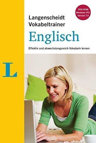 Langenscheidt Vokabeltrainer 7.0 - Englisch (Box)