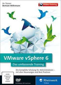 Rheinwerk Verlag VMware vSphere 6: Das umfassende Training