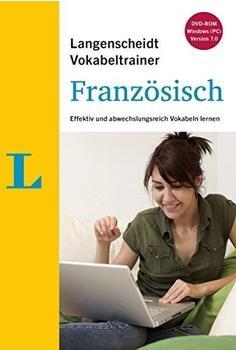 Langenscheidt Vokabeltrainer 7.0 - Französisch (Box)