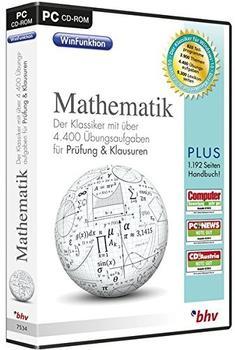 bhv Winfunktion Mathematik Klausuren