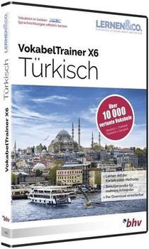 bhv Vokabeltrainer X6 Türkisch