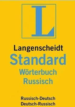 Langenscheidt Standard-Wörterbuch Russisch