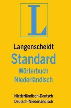 Langenscheidt Standard-Wörterbuch Niederländisch (Win)