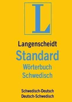 Langenscheidt Standard-Wörterbuch Schwedisch