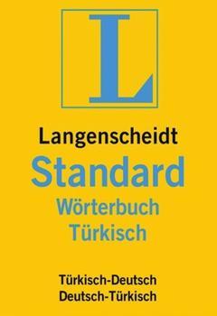 Langenscheidt Standard-Wörterbuch Türkisch