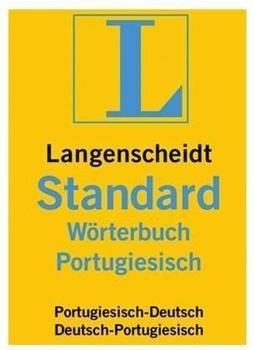 Langenscheidt Standard-Wörterbuch Portugiesisch (Win)