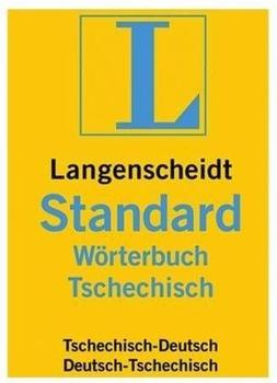 Langenscheidt Standard-Wörterbuch Tschechisch (Win)