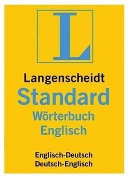 Langenscheidt Standard-Wörterbuch Englisch (Win)