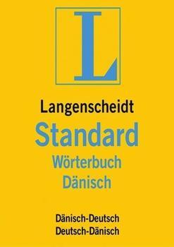 Langenscheidt Standard-Wörterbuch Dänisch (Mac)