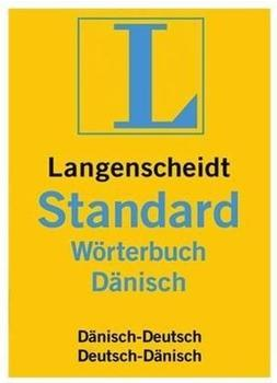 Langenscheidt Standard-Wörterbuch Dänisch (Win)