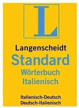 Langenscheidt Standard-Wörterbuch Italienisch (Win)