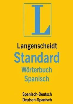 Langenscheidt Standard-Wörterbuch Spanisch (Win)