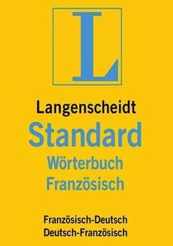Langenscheidt Standard-Wörterbuch Französisch (Win)