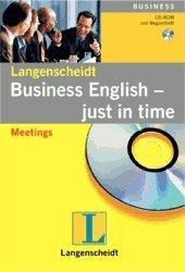 Langenscheidt Business English - Just in time - Meetings (DE) (Win)
