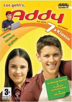 dtp Addy Mathe - Deutsch - Englisch 7. Klasse (DE) (Win/Mac)