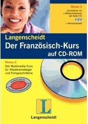 Langenscheidt Der Französisch-Kurs Niveau 2 (DE) (Win)
