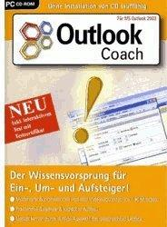 dtp Outlook 2003 Coach (DE) (Win)