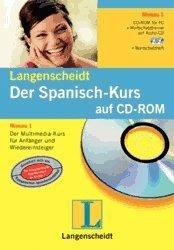 Langenscheidt Der Spanisch-Kurs 1 (DE) (Win)