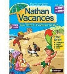 Nathan Vacances du CM1 vers le CM2 2007 (FR) (Win/Mac)