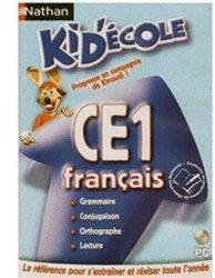 Nathan Kid'école CE1 : Français 2007 (FR) (Win)