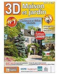 Anuman Interactive Maison et jardin 3D 2009 (FR) (Win)