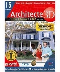 EMME Architecte 3D Silver Advanced 2006 (FR) (Win)