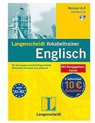 Langenscheidt Vokabeltrainer Englisch 4.0 (DE) (Win)