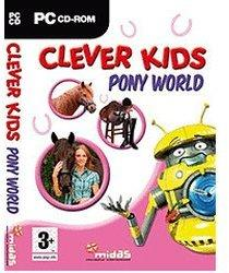Midas Interactive Clever Kids: Pony World (EN) (Win)