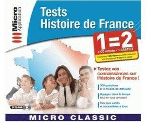 Micro Application Quiz Histoire de France (FR) (Win)