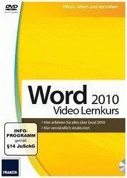 Franzis Lernkurs Word 2010 (DE) (Win)