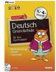 Franzis Deutsch Grundschule 1. - 4. Klasse (DE) (Win)