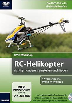 Franzis DVD-Workshop: RC-Helikopter selber bauen (DE) (Win)