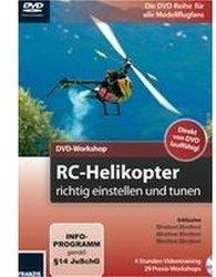 Franzis DVD-Workshop: RC-Helikopter richtig einstellen und tunen (DE) (Win)