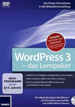 Franzis WordPress 3 - das Lernpaket (DE) (Win/Mac)