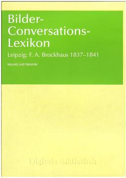 Directmedia Digitale Bibliothek 146: Bilder-Conversations-Lexikon (DE) (Win)