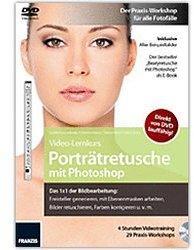 Franzis Video-Lernkurs Porträtretusche mit Photoshop (DE) (Win/Mac)