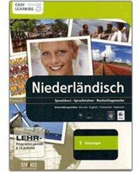 Strokes Easy Learning Niederländisch Einsteiger 5.0 (DE) (Win)